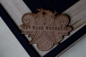 Het Wase Woonhuis Label
