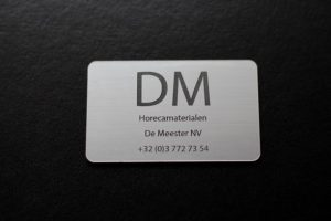 Label DM